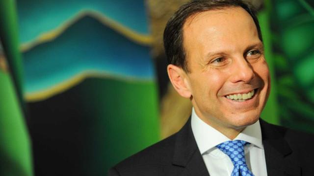 João Doria pediu favores a chefe de agência do governo Dilma