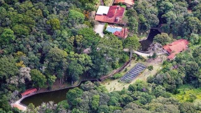 Operação Lava Jato investiga obras em sítio frequentado por Lula