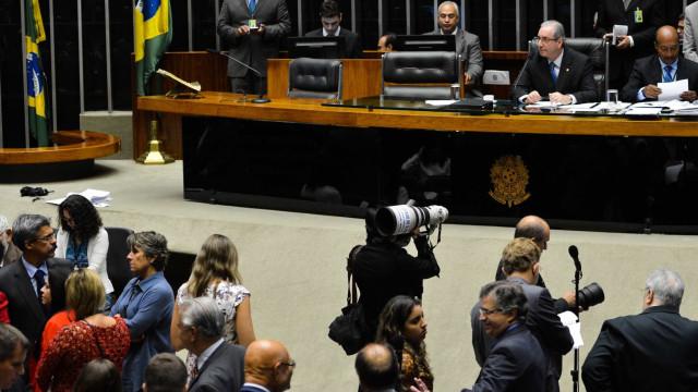 STF: Cunha vira 1º parlamentar réu na Lava Jato