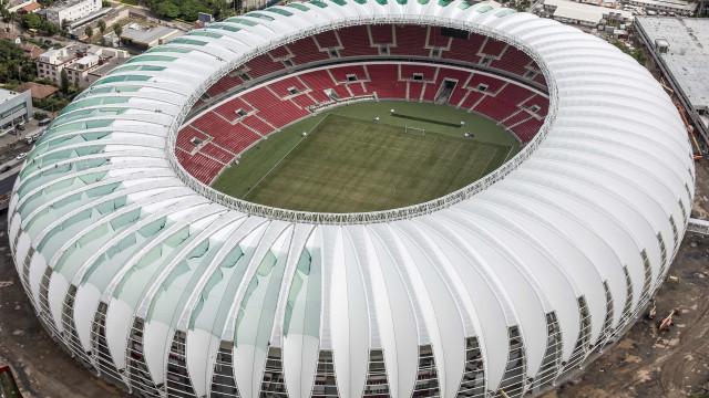 Após apagões no Beira-Rio, Inter leva virada do Veranópolis