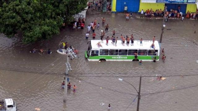 Sobe para cinco número de mortes relacionadas a chuvas no Rio