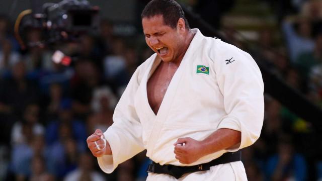 Rafael Silva conquista medalha de ouro no Aberto de Buenos Aires