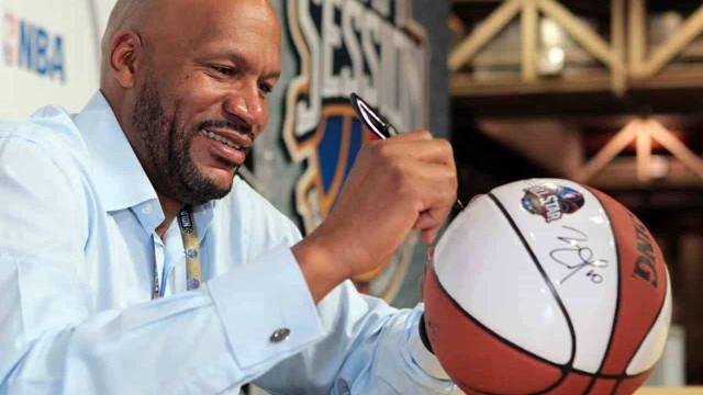 Pentacampeão da NBA, Ron Harper atuará no Jogo das Estrelas do NBB