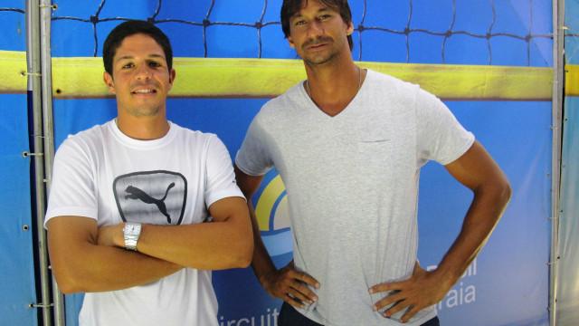 Ricardo retoma parceria vice-campeã mundial com Álvaro Filho