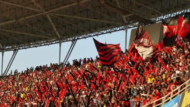 Flamengo estreia na Copa do Brasil contra o Confiança