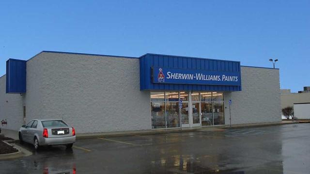 Sherwin-Williams confirma compra da Valspar por US$ 8,9 bi