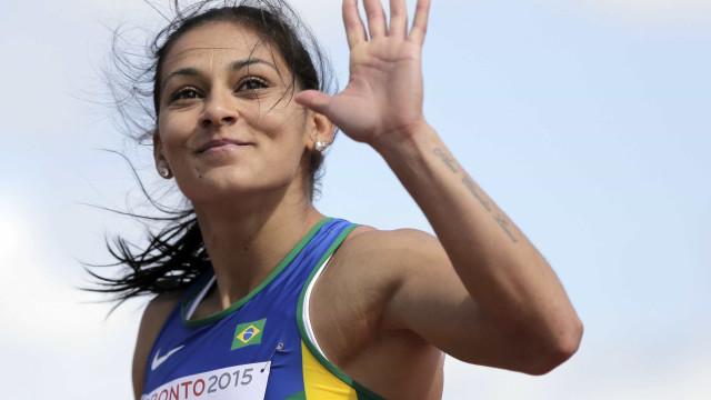 Após doping, Ana Cláudia fica fora de convocação do atletismo