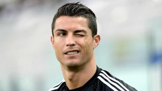 """Cristiano Ronaldo: """"Gosto de me  vestir bem, de estar bonito"""""""