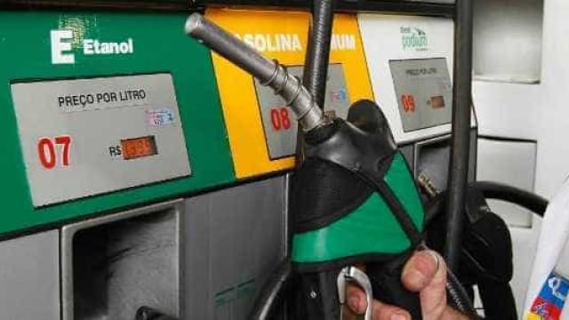 Preço do etanol nos postos do Brasil avança 7,9% na entressafra