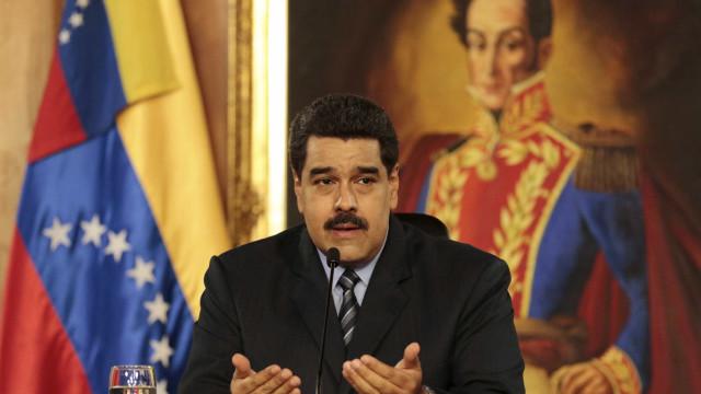 """Maduro diz que não promulga Lei de Anistia por """"proteger criminosos"""""""