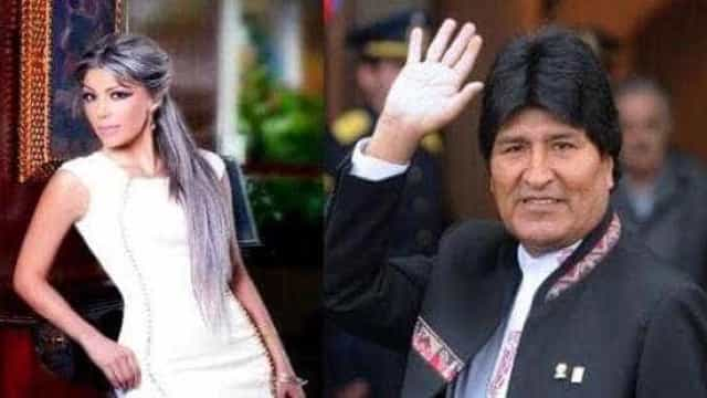 Ex-companheira de Evo Morales diz que foi drogada na prisão