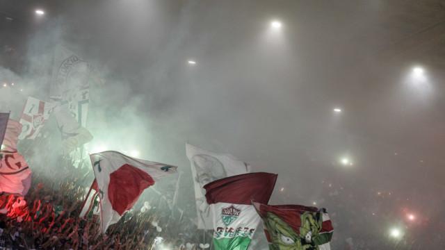 Satisfeito com o Flu, Osvaldo cobra postura na Copa Sul-Minas-Rio