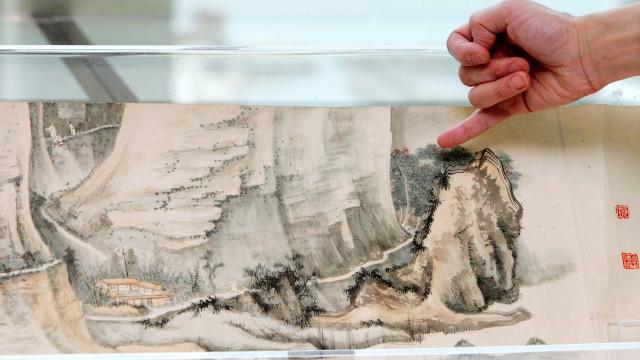 Pintura é vendida por valor recorde de R$ 126 milhões