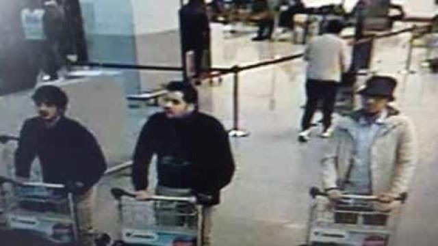 Um dos terrorista trabalhou na limpeza do Parlamento Europeu