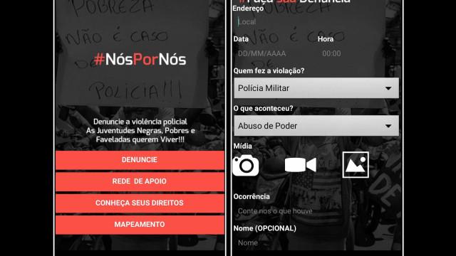 Aplicativo recebe mais de 40 denúncias de violações em favelas do RJ