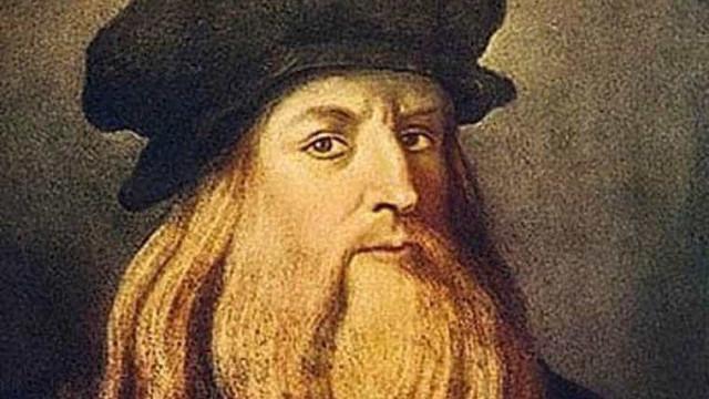Descendentes de Leonardo Da Vinci são identificados