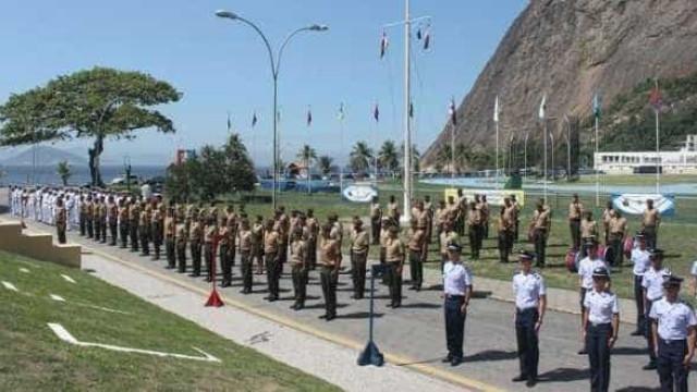 Um militar morre e dois ficam feridos durante treinamento no Rio