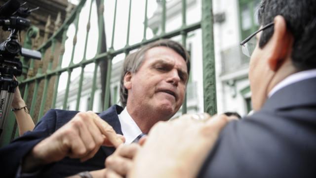 STF rejeita denúncia contra Bolsonaro por crime ambiental