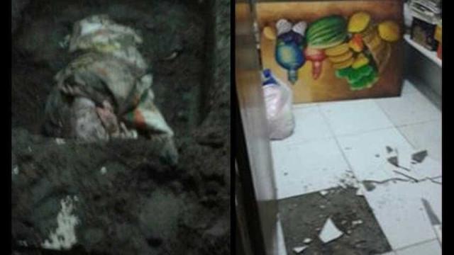 Genro é preso suspeito de matar e enterrar sogra em casa na Paraíba