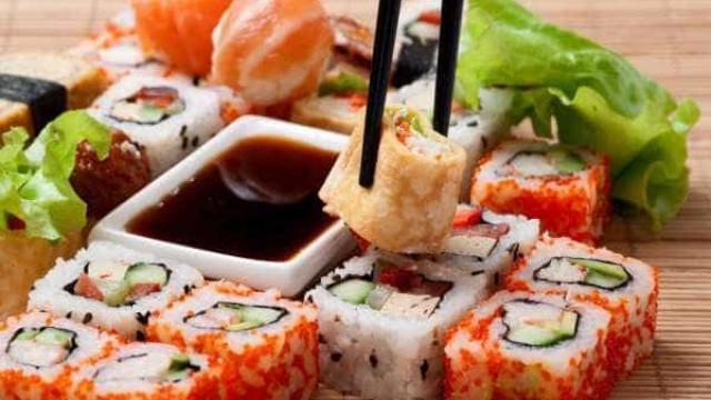 As armadilhas calóricas da comida japonesa