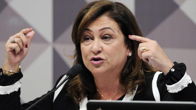 Kátia Abreu diz que acusações contra Dilma são infundadas