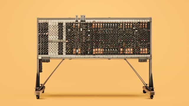 10 máquinas do início da computação digitalmente restauradas; confira
