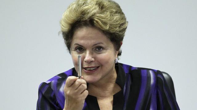 Extinção do Minc é tentativa de volta  ao passado, diz Dilma