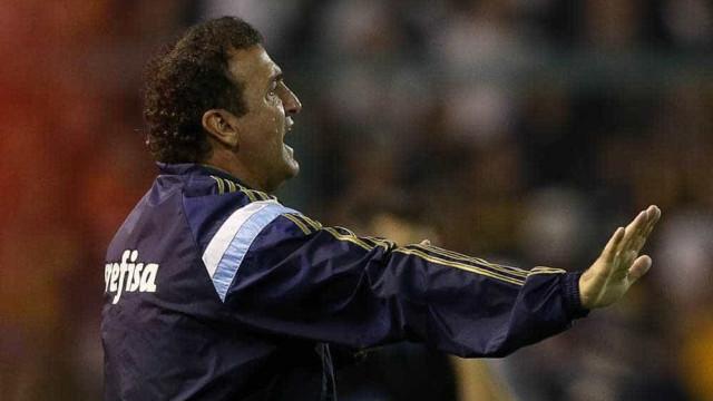 Cuca destaca elenco variado para mudar estilo do Palmeiras
