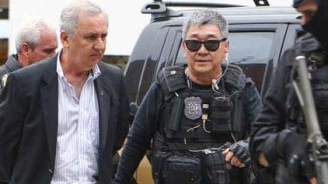 Juiz manda 'Japonês da Federal' para sala da Polícia Civil