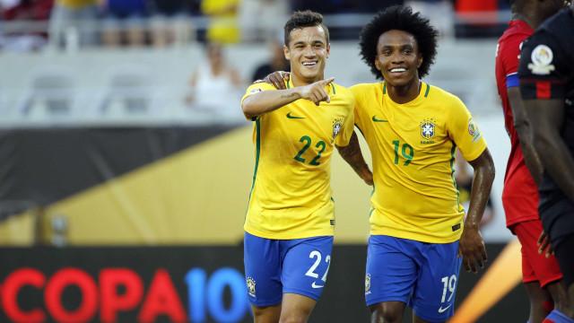 Audiência de jogo contra Haiti supera a de novela das 21h da Globo