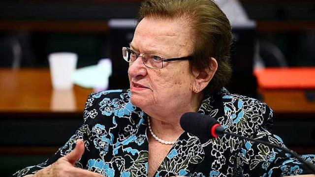 Haddad faz governo 'medíocre', diz Erundina
