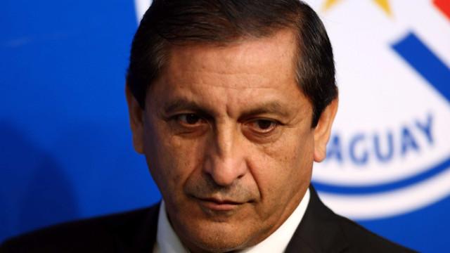Sem vencer na Copa América, técnico do Paraguai pede demissão