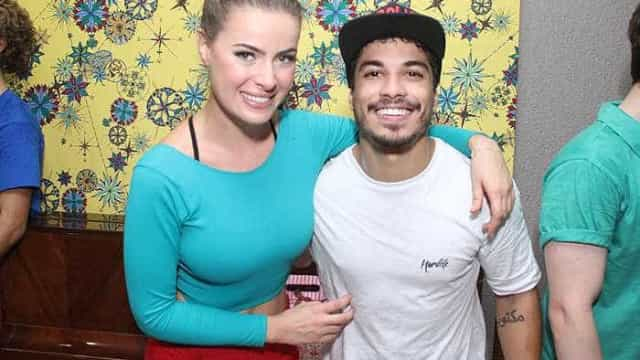 Douglas Sampaio traiu Rayanne Morais durante festa, diz jornal