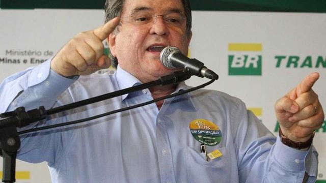 Sérgio Machado revela que pagou R$ 71,7 milhões a trio do PMDB