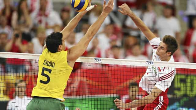 Sidão é cortado da seleção de vôlei e fica  fora da Olimpíada