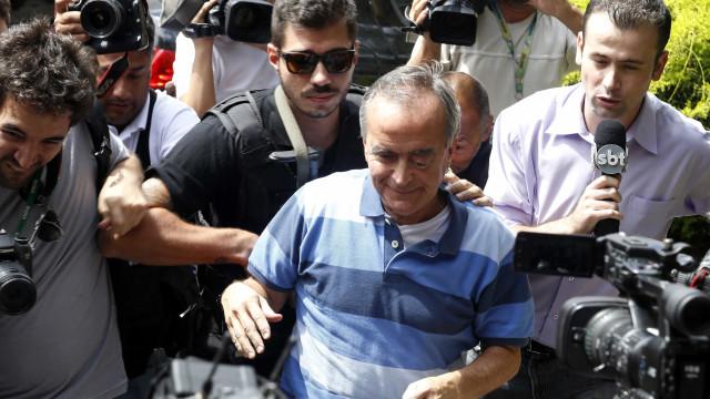 Nestor Cerveró sairá da prisão nesta sexta-feira