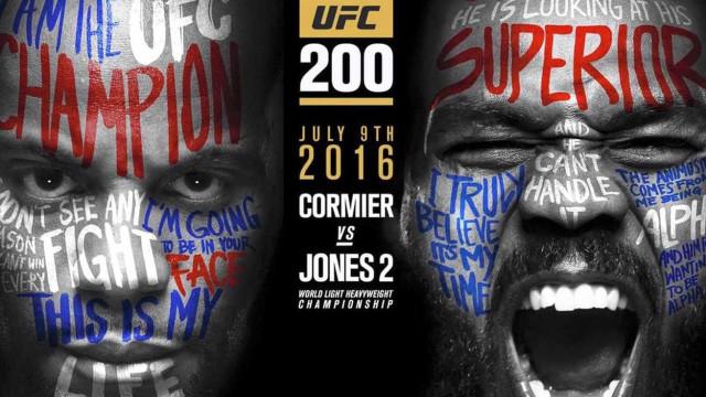 UFC divulga trailer eletrizante da edição 200; assista