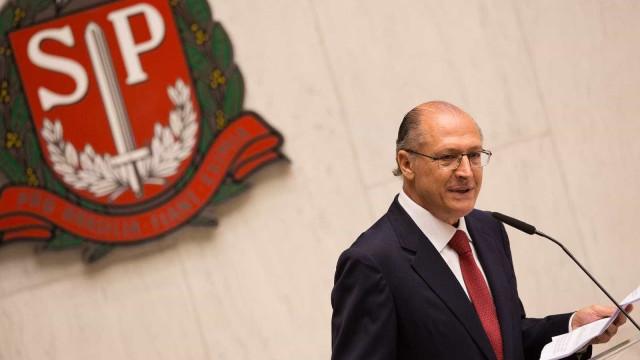 Alckmin suspende licitação para  serviços de Comunicação