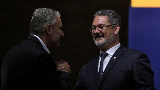 Rogério Micale diz que espera contar com auxílio de Tite