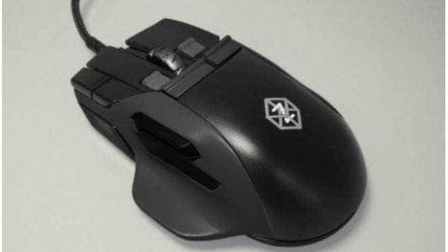 Quer uma dimensão nova aos seus jogos?  Use este mouse