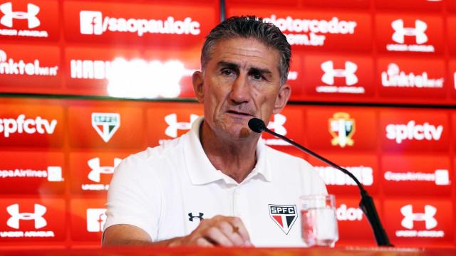 Bauza se diz preocupado com situação física do São Paulo após derrota