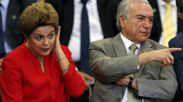 Temer autoriza Dilma a ter acesso aos dados de pedaladas fiscais em 2015