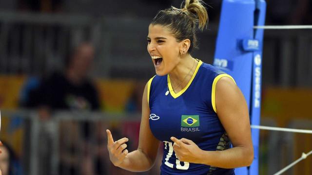 Mari Paraíba é cortada  da seleção para a Rio 2016