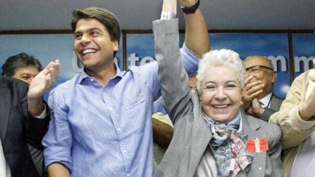 Cidinha Campos será candidata a vice  de Pedro Paulo no Rio
