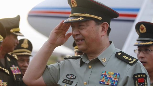 Ministro da Defesa quer China pronta para guerra naval
