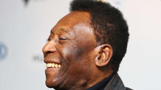 Pelé não confirma se acenderá pira olímpica; há quatro nomes reserva