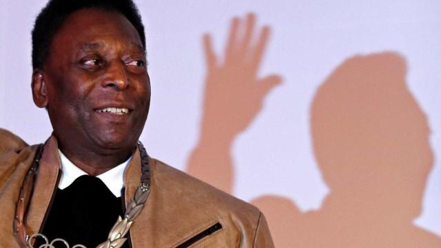 Ausência e Pelé é destaque na imprensa estrangeira