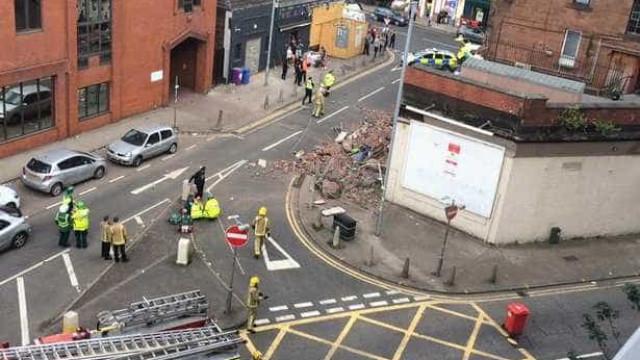 Explosão em restaurante italiano em Glasgow cria pânico entre clientes