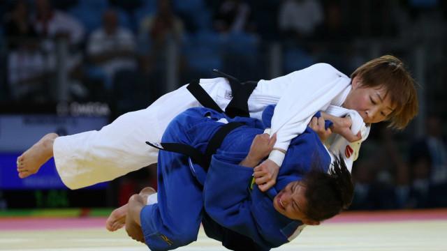 Sarah Menezes perde  e está fora da disputa por medalhas