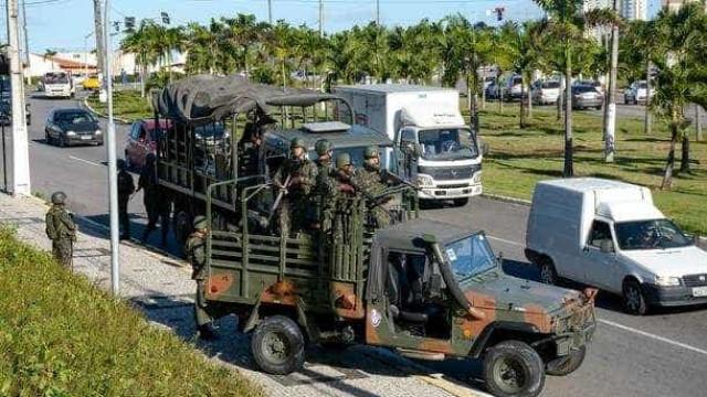 Bandidos voltam a atacar no Rio Grande do Norte